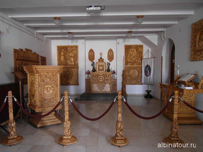Новая часовня пещерной церкви – часовня Святого Иштвана Будапешт