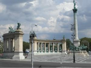 Будапешт площадь