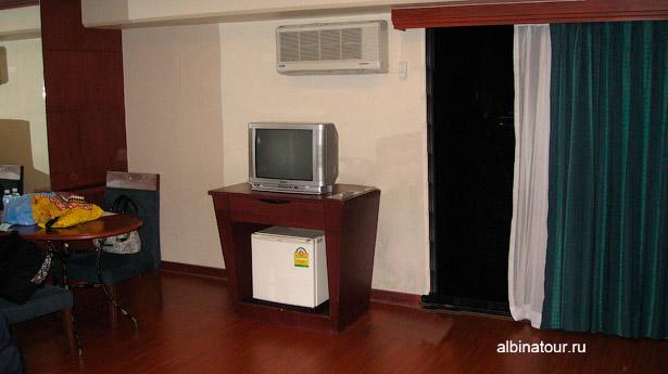 Бангкок отель Baiyoke Suite номер