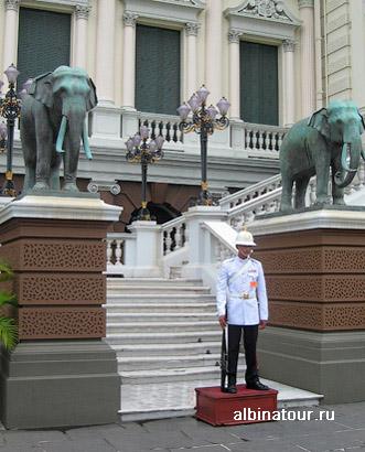 Бангкок солдат королевской охраны