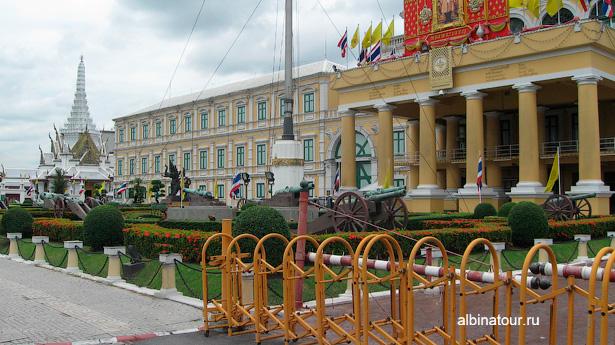 Здание министерство обороны Королевства Таиланд