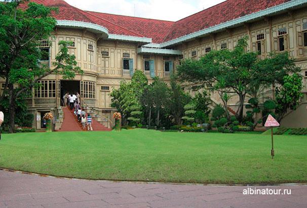 Бангкок Дворец Виманмек