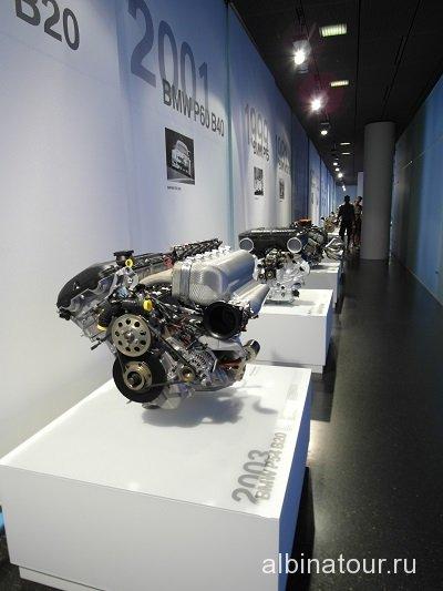 Германия автомобильные двигатели БМВ