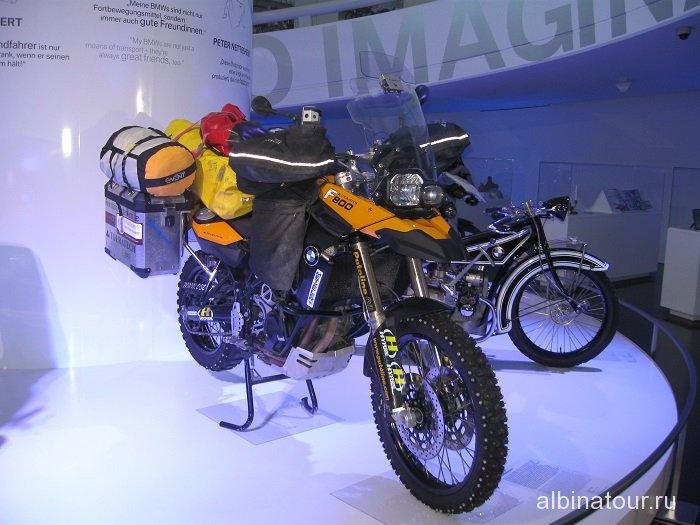 Германия Мотоциклы БМВ в музеи БМВ
