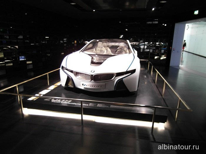 Германия BMW Vision Dynamics 2009