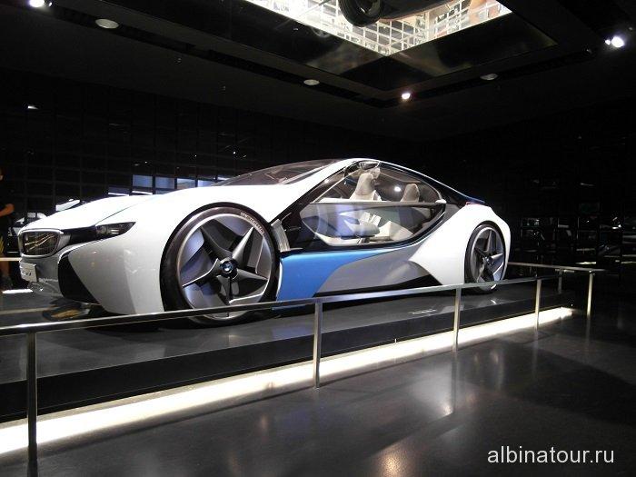 Германия BMW Vision Dynamics 2009 в музеи БМВ