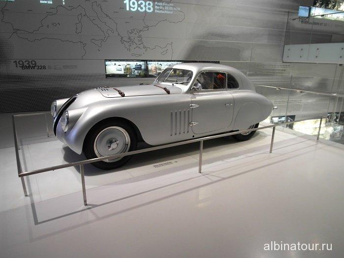 Роскошь 30-ых годов музей БМВ Мюнхен