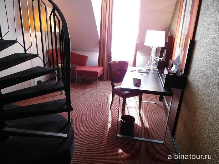 Германия Бавария Мюнхен отель