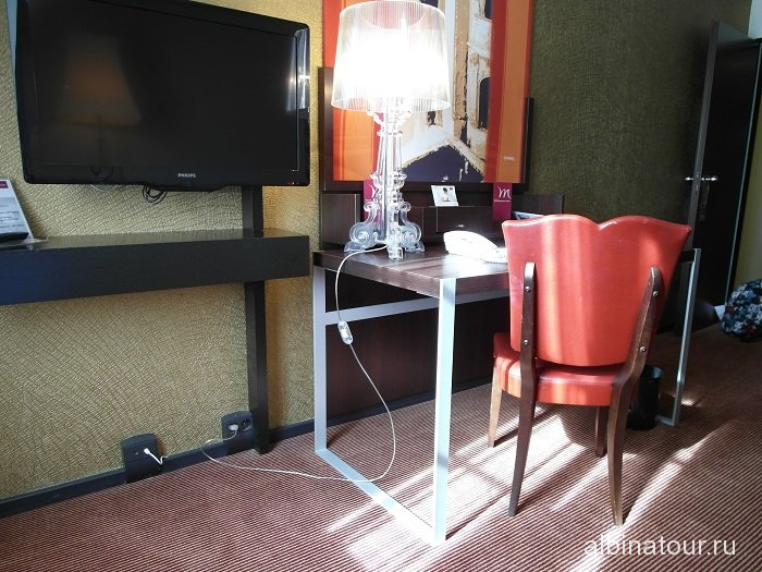 Германия Номер в отеле «Меrcure Hotel Muenchen City Center» Мюнхен