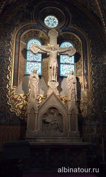Венгрия Церковь Матьяша