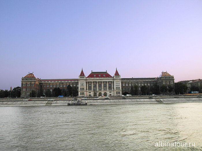 Венгрия Будапештский технический университет