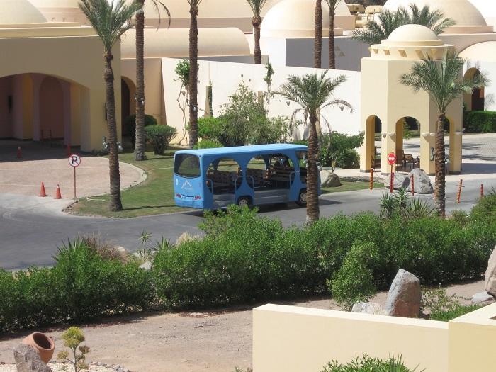 Египет Таба отель Софитель бесплатный автобус