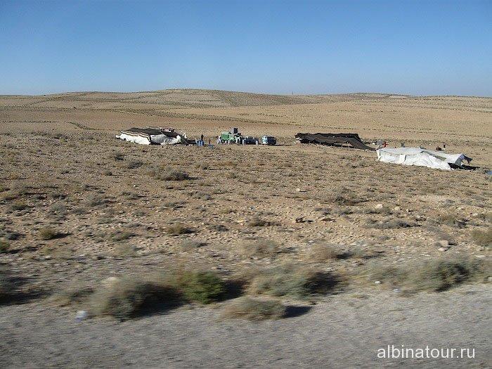 Иордания временные поселения скотоводов
