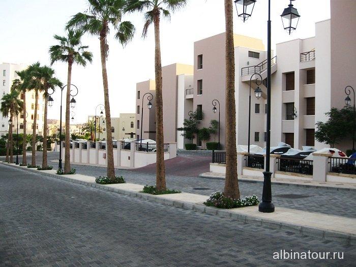 Иордания вид 3 города Акаба в районе причала