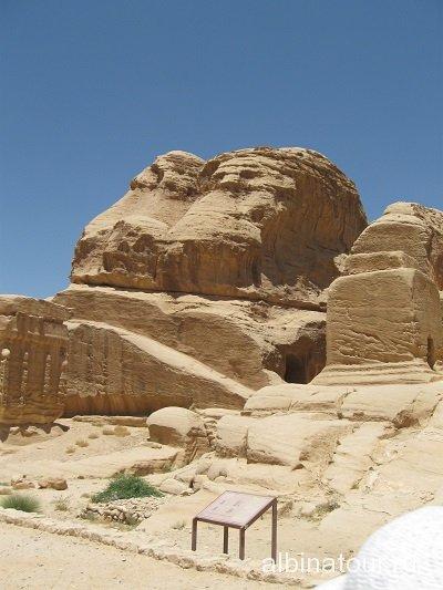 Иордания первая достопримечательность Петры