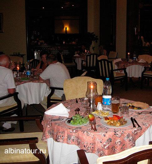 Египет   Таба   отель  Софитель ресторан Алладин 3