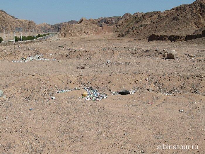 Египет  по дороге в Табу 2