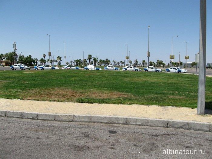 Египет Шарм-эль-Шейх аэропорт такси