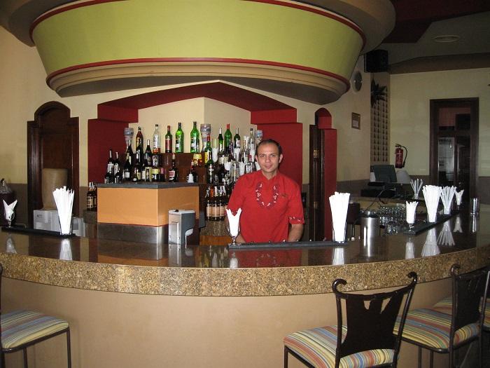 Египет   Таба   отель  Софитель  бар 2