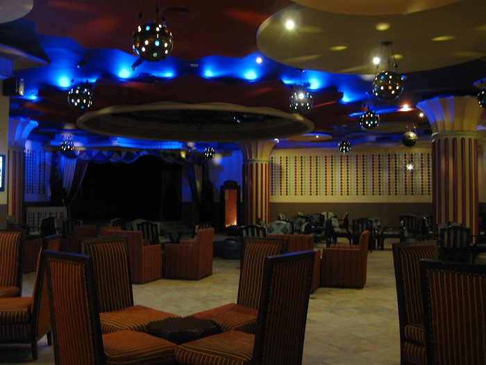 Египет   Таба   отель  Софитель  бар