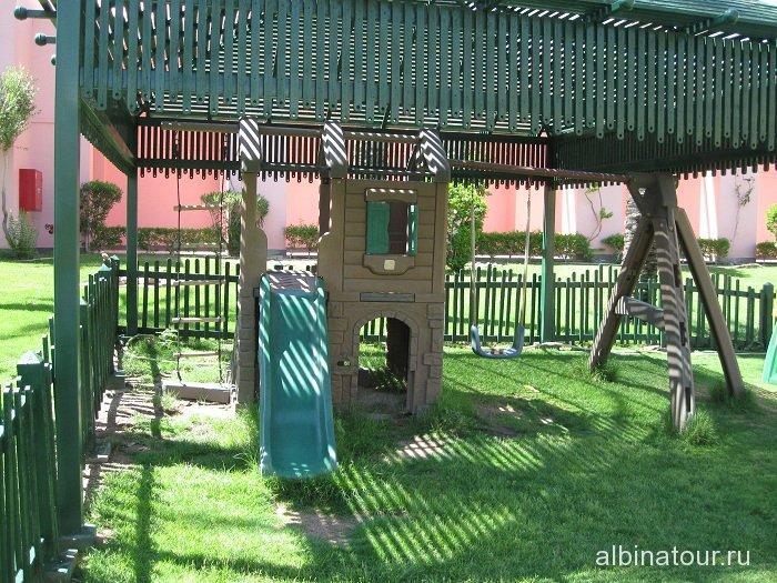 Египет   Таба   отель  Софитель детский клуб 4