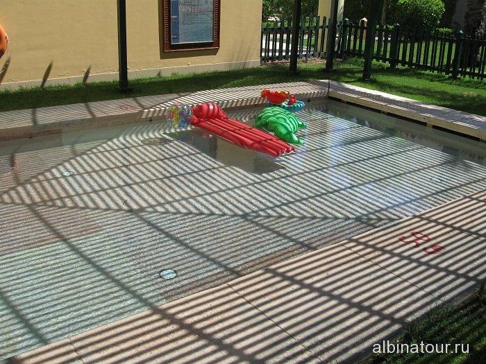 Египет   Таба   отель  Софитель детский клуб бассейн