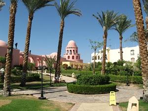 Египет Таба отель Софитель
