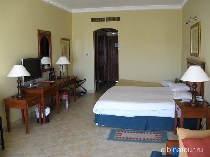 Египет   Табу номер в отеле  Софитель 3