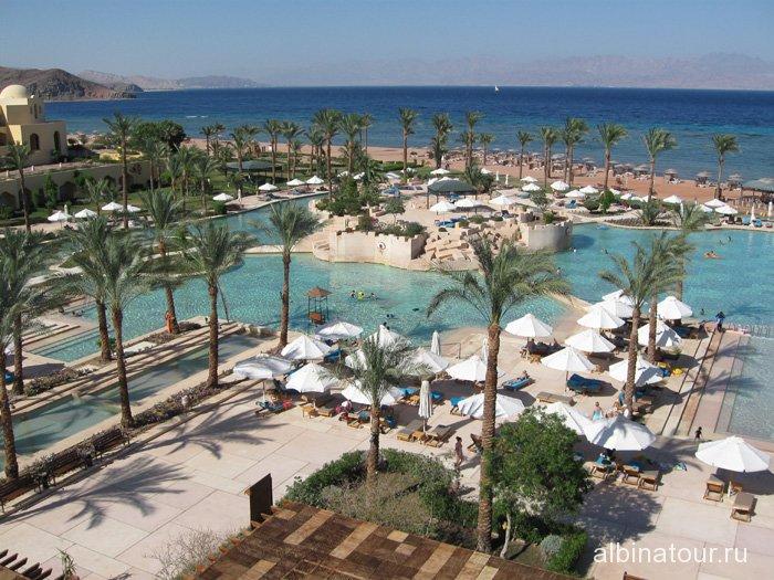 Египет Таба Софитель остров
