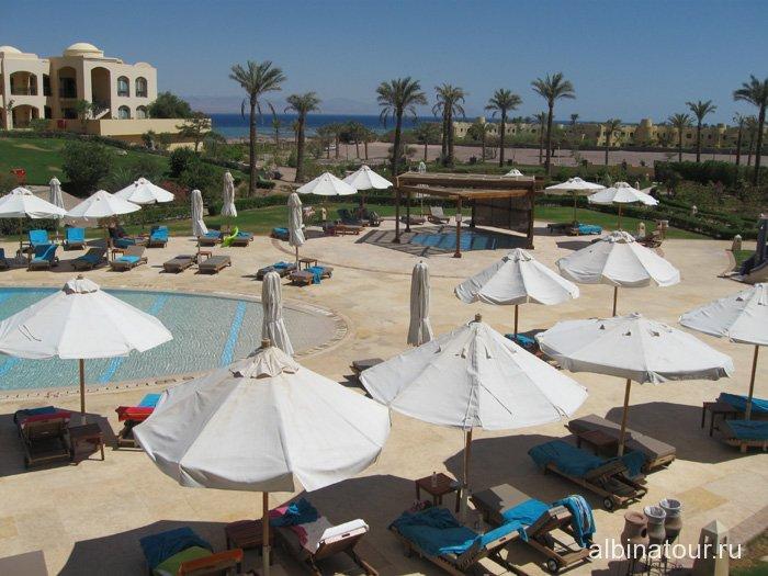 Египет Таба Софитель тихий бассейн 2