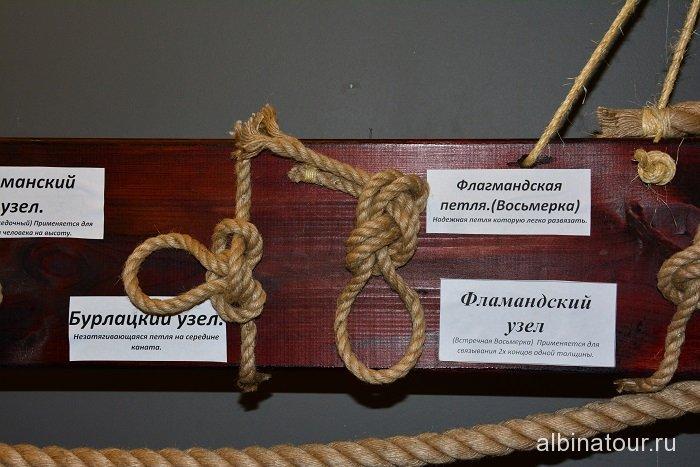 Россия Петербург исторический театр-макет «Петровская Акватория» 21