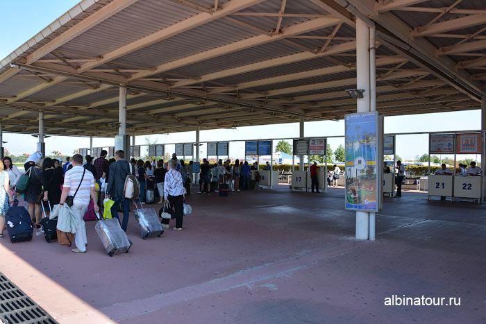 Турция Анталия Аэропорт 4