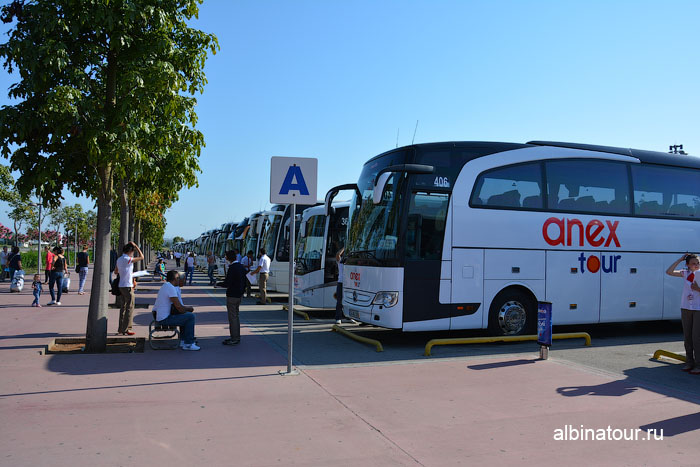 Турция Анталия Аэропорт 6