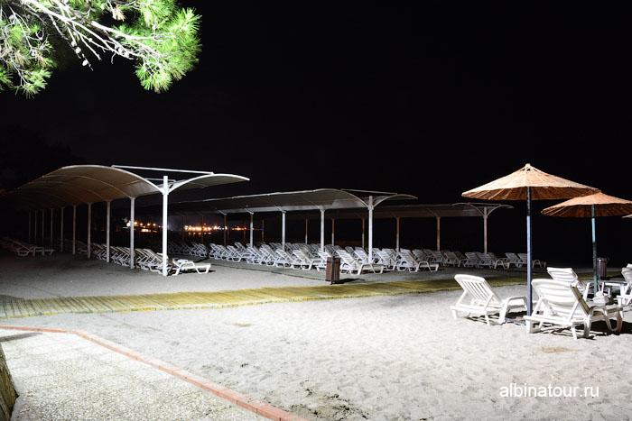 Турция Кемер отель Ma Biche ночь 5