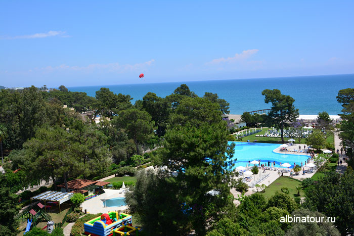 Турция Кемер отель Ma Biche бассейн 2