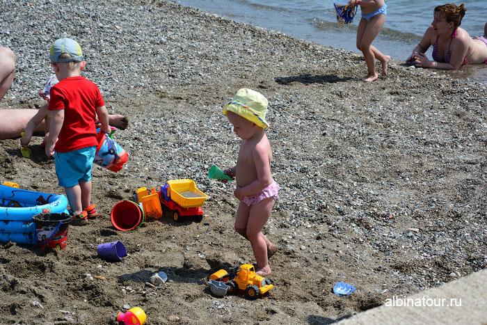 Турция Кемер отель Ma Biche пляж 17