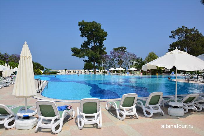 Турция Кемер отель Ma Biche бассейн 4