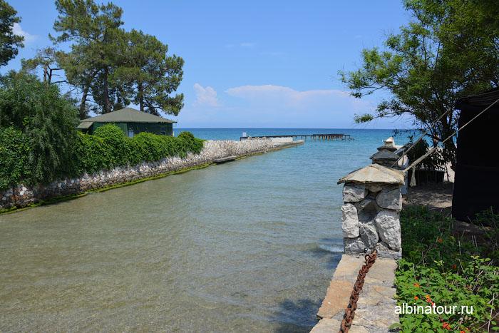 Турция Кемер отель Ma Biche пляж 42