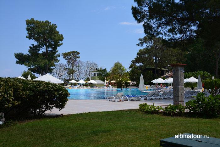 Турция Кемер отель Ma Biche бассейн 43