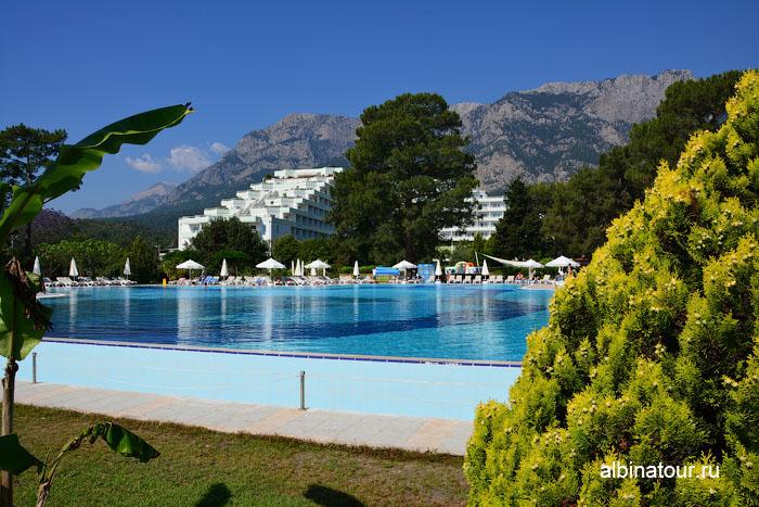 Турция Кемер Гейнюк отель Ma Biche бассейн 6