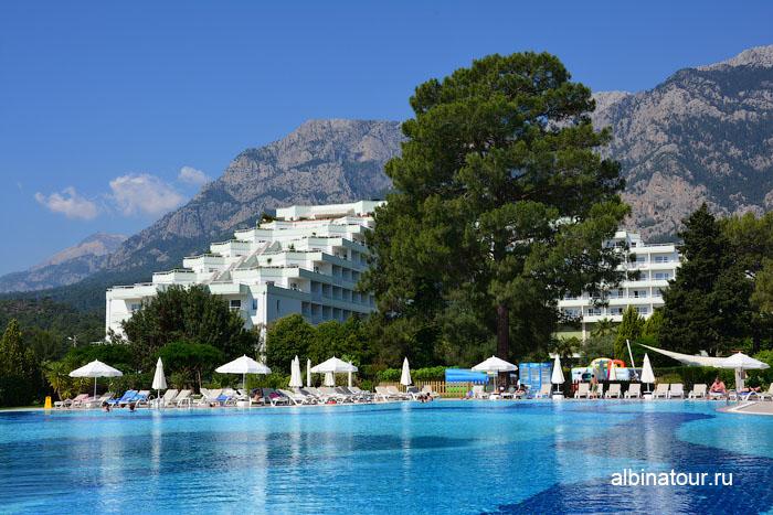 Турция Кемер отель Ma Biche бассейн 7