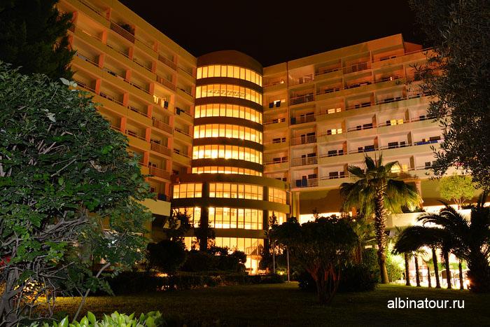 Турция Кемер отель Ma Biche ночь 2