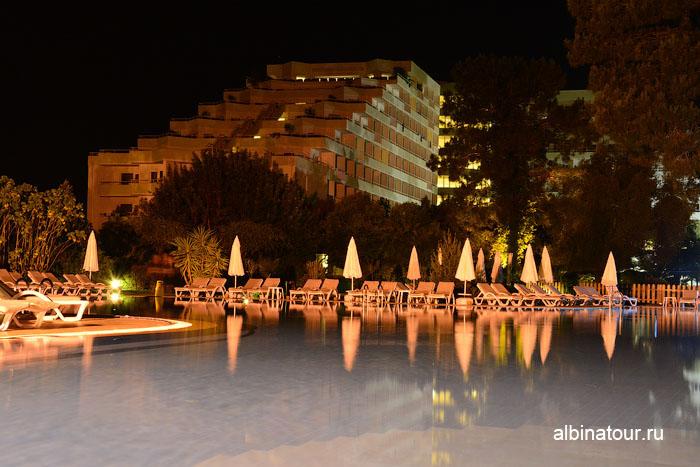 Турция Кемер отель Ma Biche ночь 7