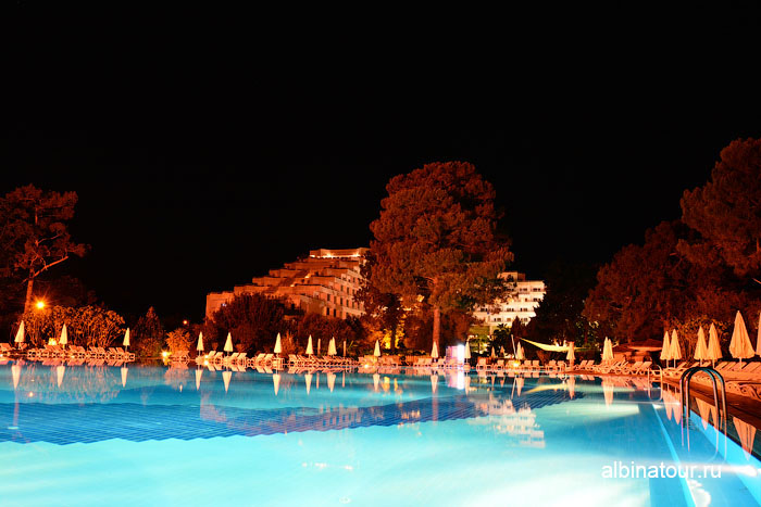 Турция Кемер отель Ma Biche ночь 3