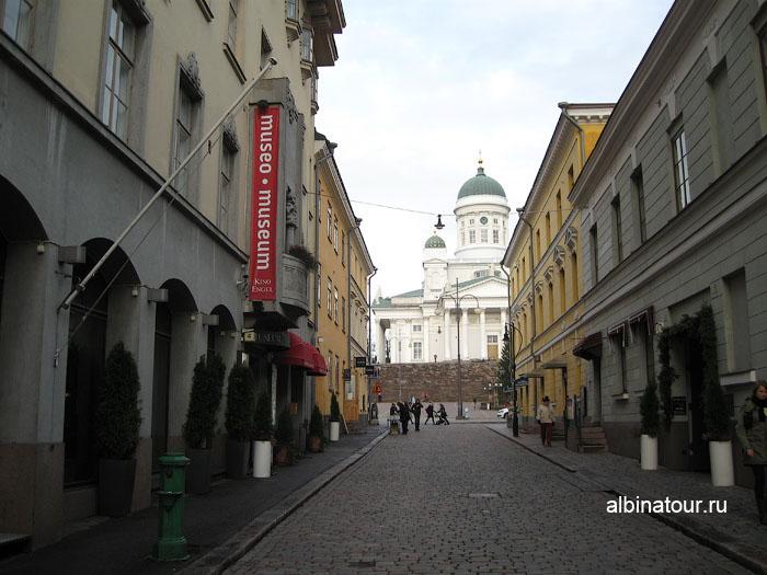 Финляндия Хельсинки музей города Хельсинки