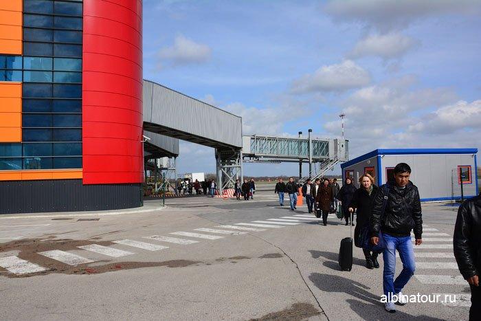 Россия аэропорт Храброво Калининград 4