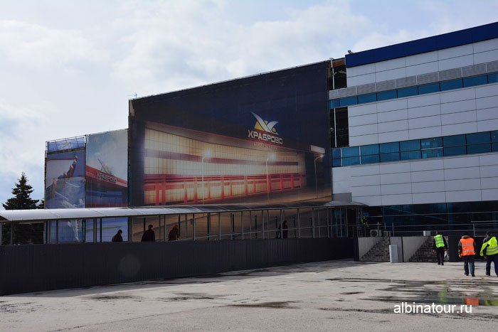 Россия аэропорт Храброво Калининград 5