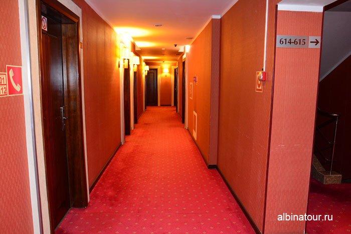 Россия  Калининград отель Триумф Палас 9