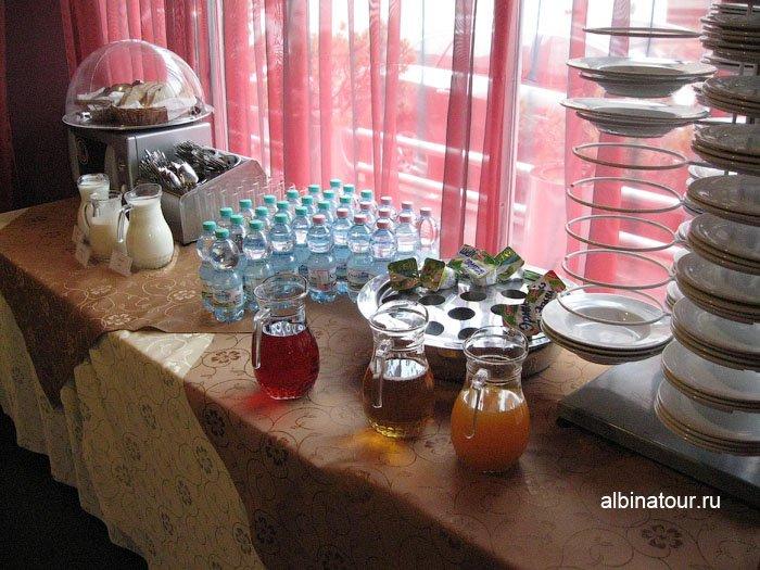 Россия  Калининград лобби бар отеля Триумф Палас 4