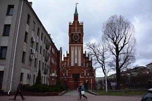 Россия Калининград концертный зал филармония